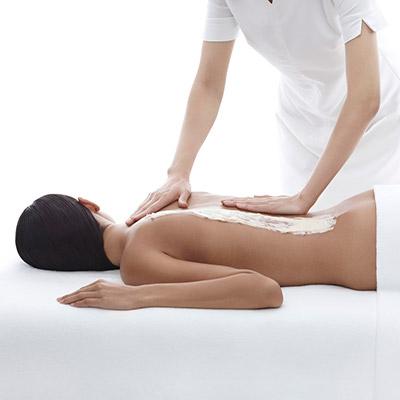 zabiegi na ciało i masaże