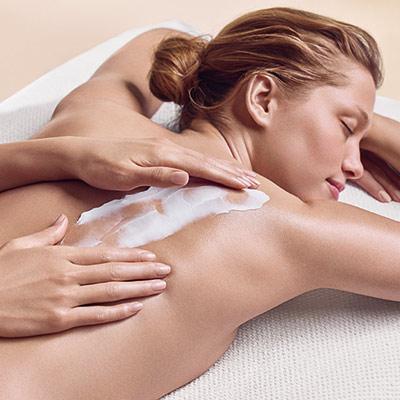 Zabiegi na ciało, masaże i rytuały dla Pań